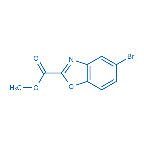 Methyl 5-bromobenzo[d]oxazole-2-carboxylate