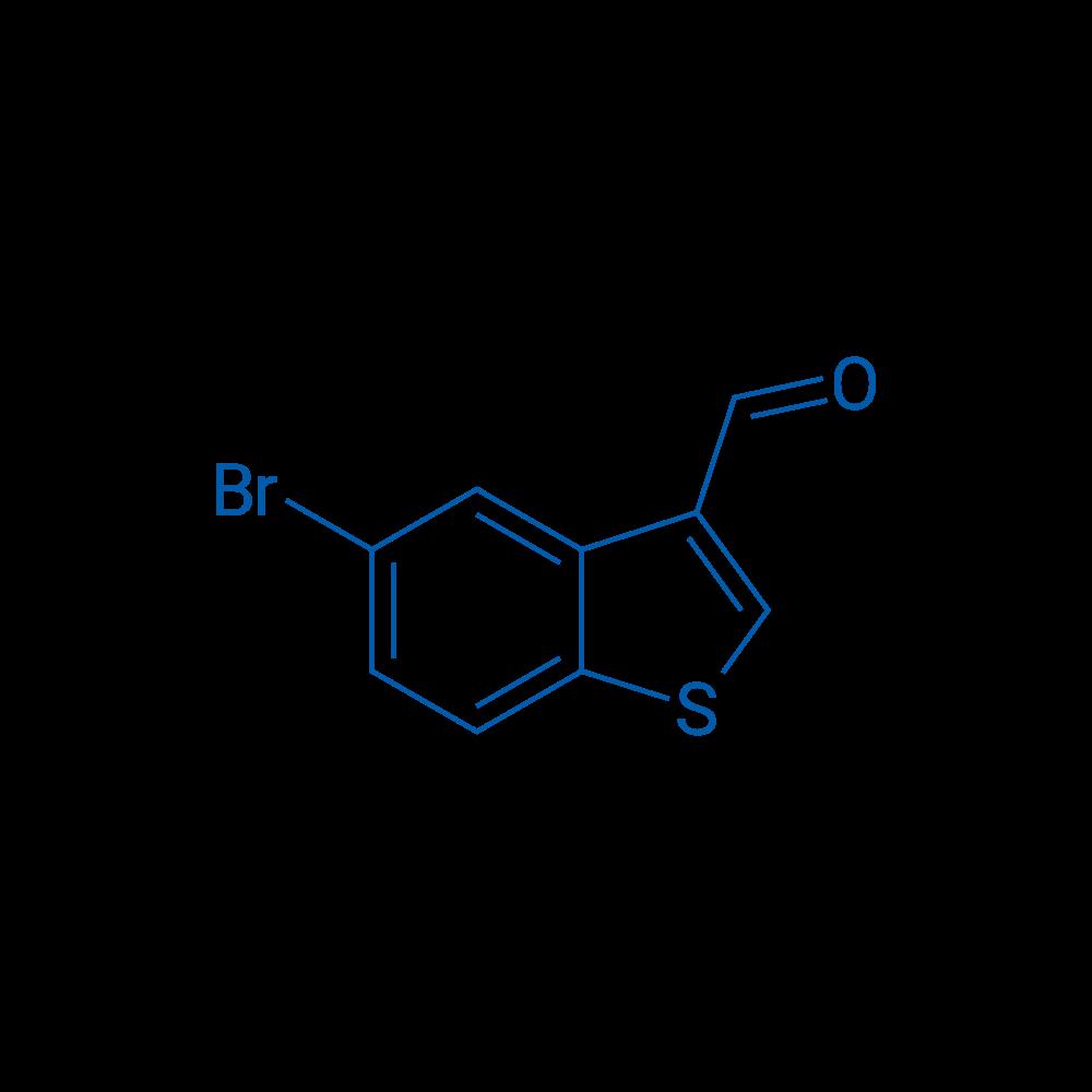 5-Bromobenzo[b]thiophene-3-carbaldehyde