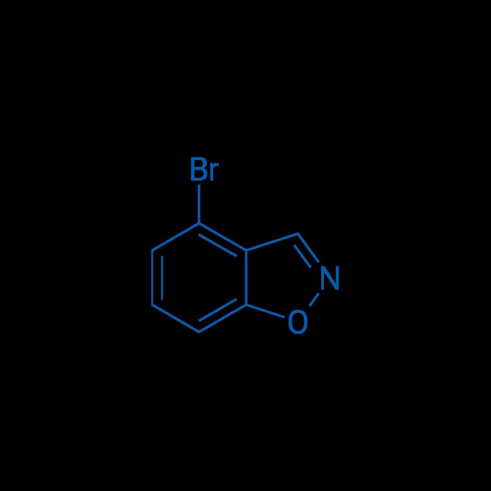 4-Bromobenzo[d]isoxazole