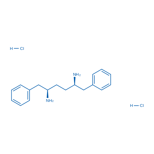 (2R,5R)-1,6-Diphenylhexane-2,5-diamine dihydrochloride