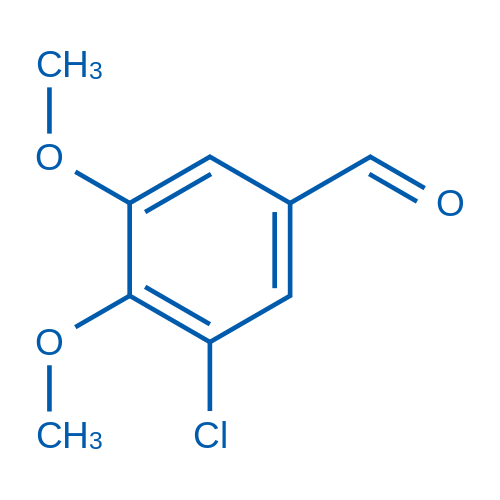 3-Chloro-4,5-dimethoxybenzaldehyde