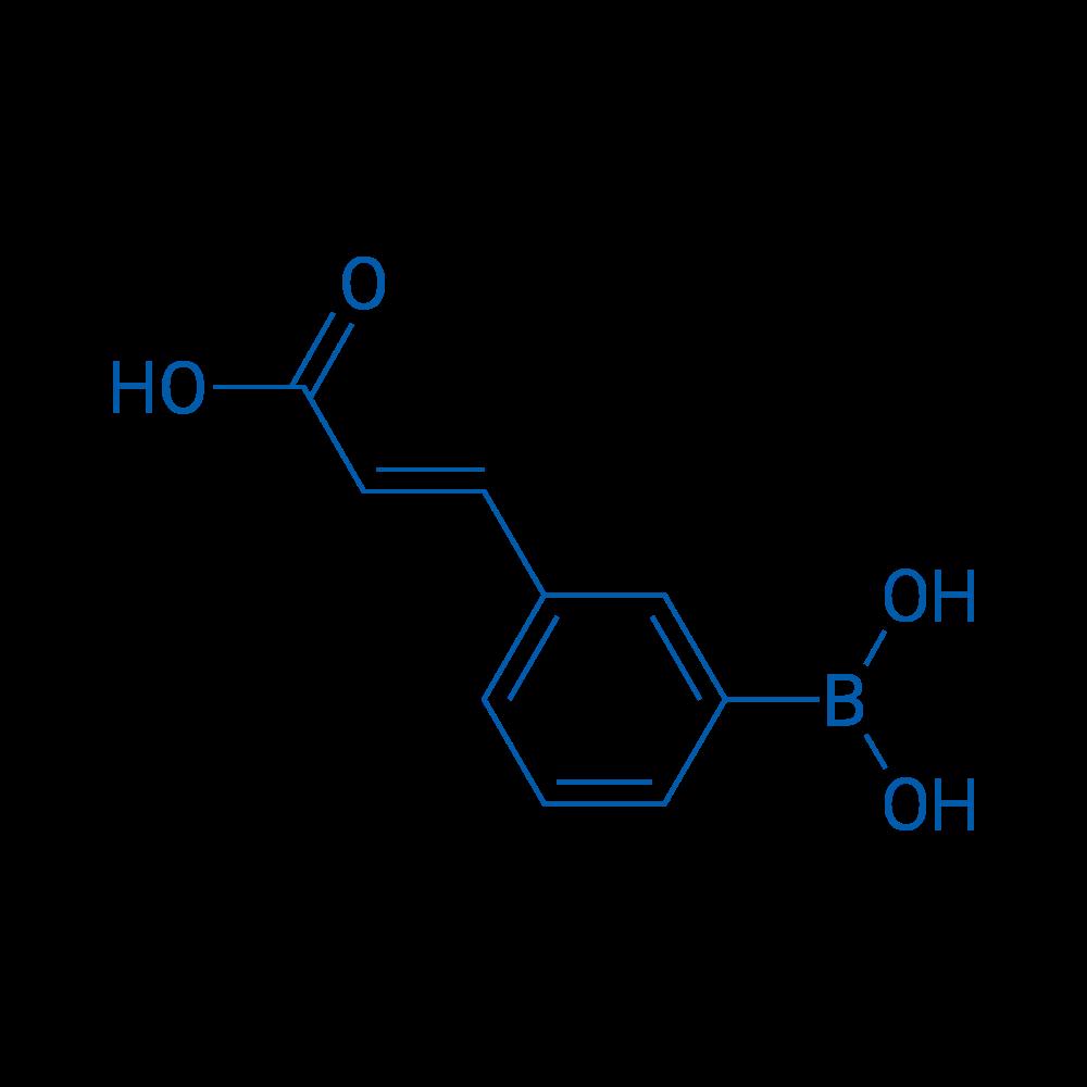 (E)-3-(3-boronophenyl)acrylic acid