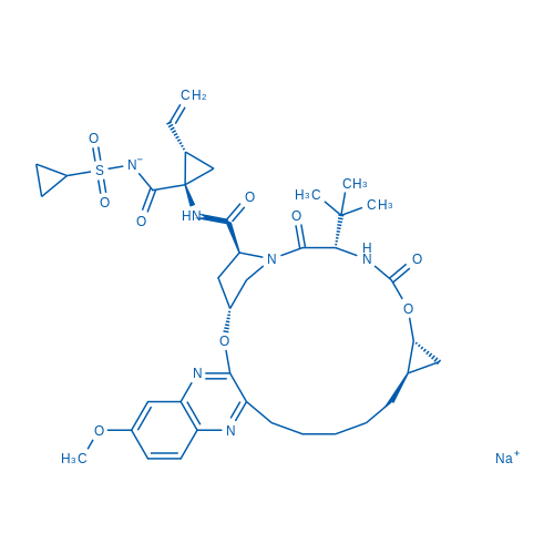 MK-5172 Sodium