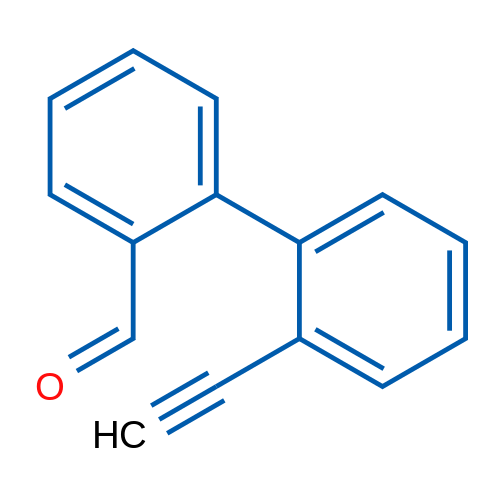 2'-Ethynyl-[1,1'-biphenyl]-2-carbaldehyde