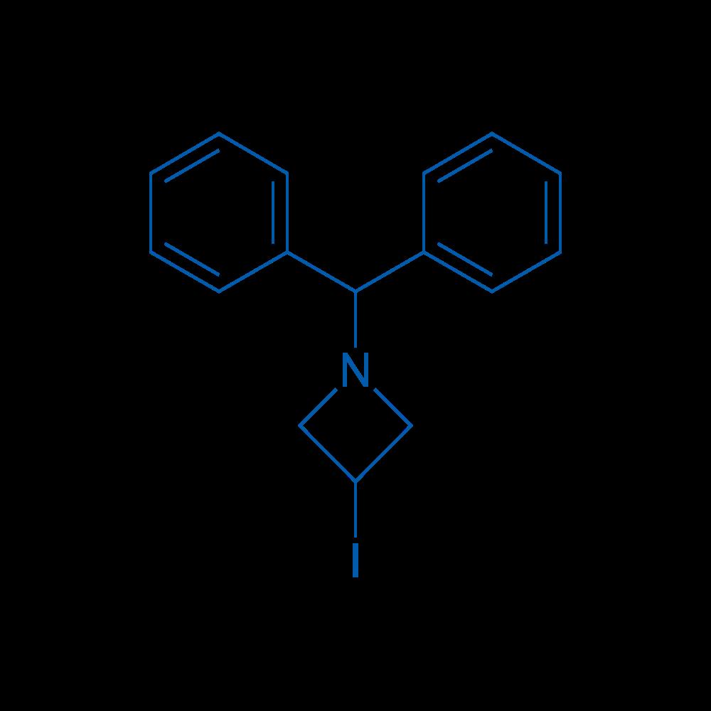 1-Benzhydryl-3-iodoazetidine