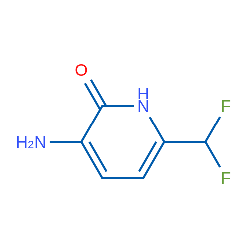 3-Amino-6-(difluoromethyl)pyridin-2(1H)-one