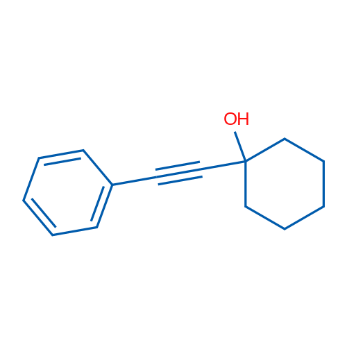 1-(Phenylethynyl)cyclohexanol