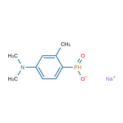 Sodium (4-(dimethylamino)-2-methylphenyl)phosphinate