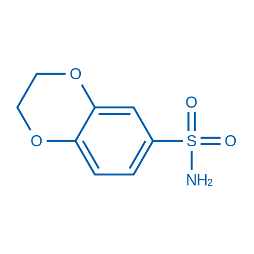 2,3-Dihydrobenzo[b][1,4]dioxine-6-sulfonamide