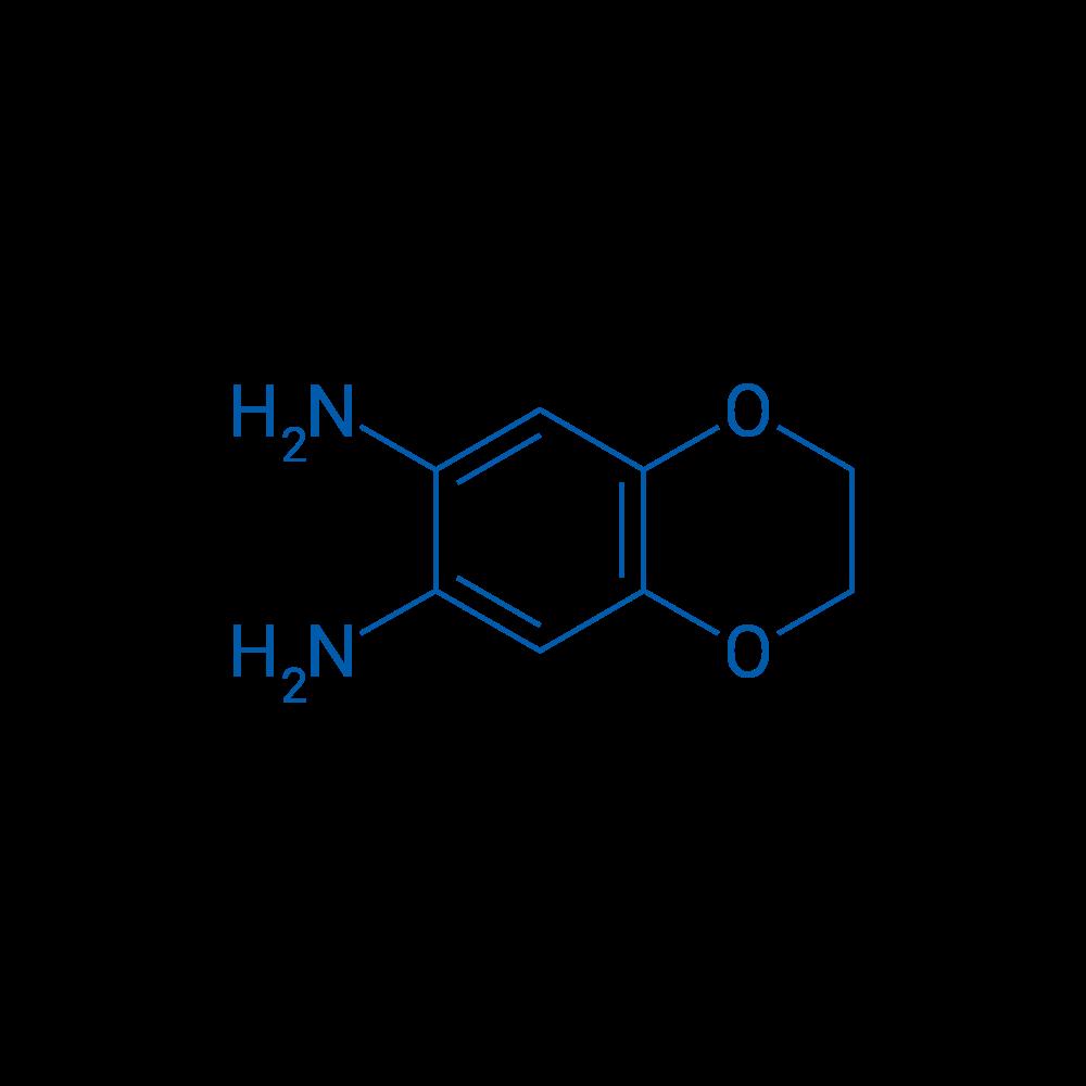 2,3-Dihydrobenzo[b][1,4]dioxine-6,7-diamine