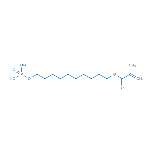 10-(Phosphonooxy)decyl methacrylate