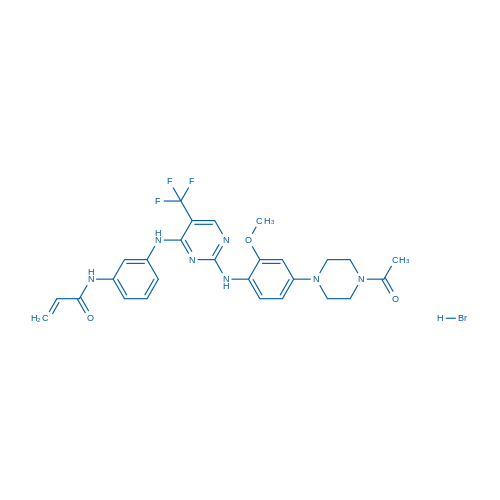CO-1686 hydrobromide