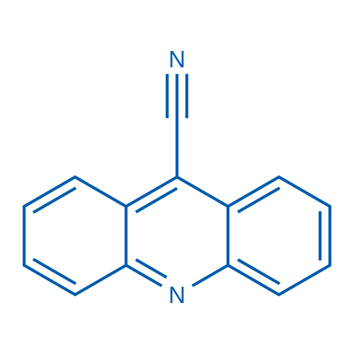 Acridine-9-carbonitrile