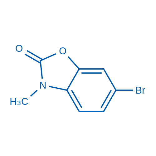 6-Bromo-3-methylbenzo[d]oxazol-2(3H)-one