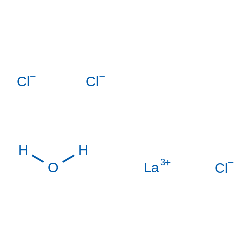Lanthanum(III) chloride xhydrate
