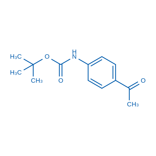 tert-Butyl (4-acetylphenyl)carbamate