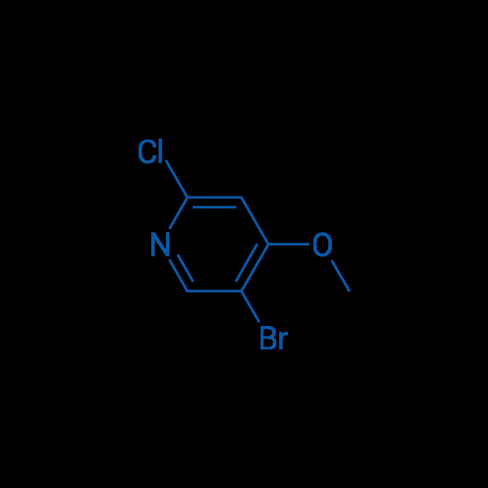 5-Bromo-2-chloro-4-methoxypyridine