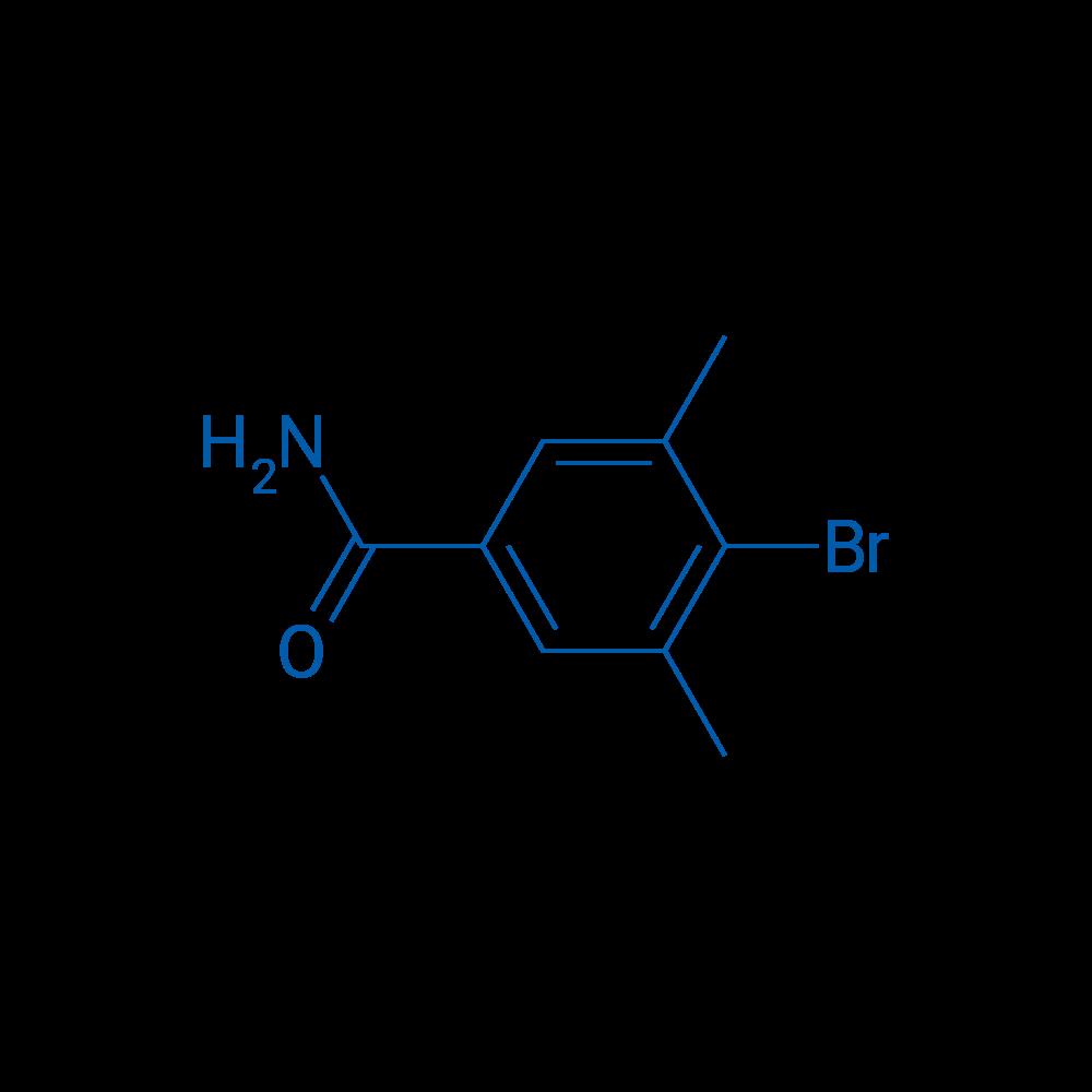 4-Bromo-3,5-dimethylbenzamide