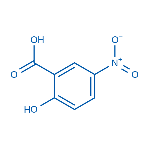 2-Hydroxy-5-nitrobenzoic acid