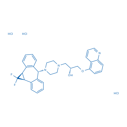 Zosuquidartrihydrochloride