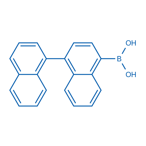 [1,1'-Binaphthalen]-4-ylboronic acid