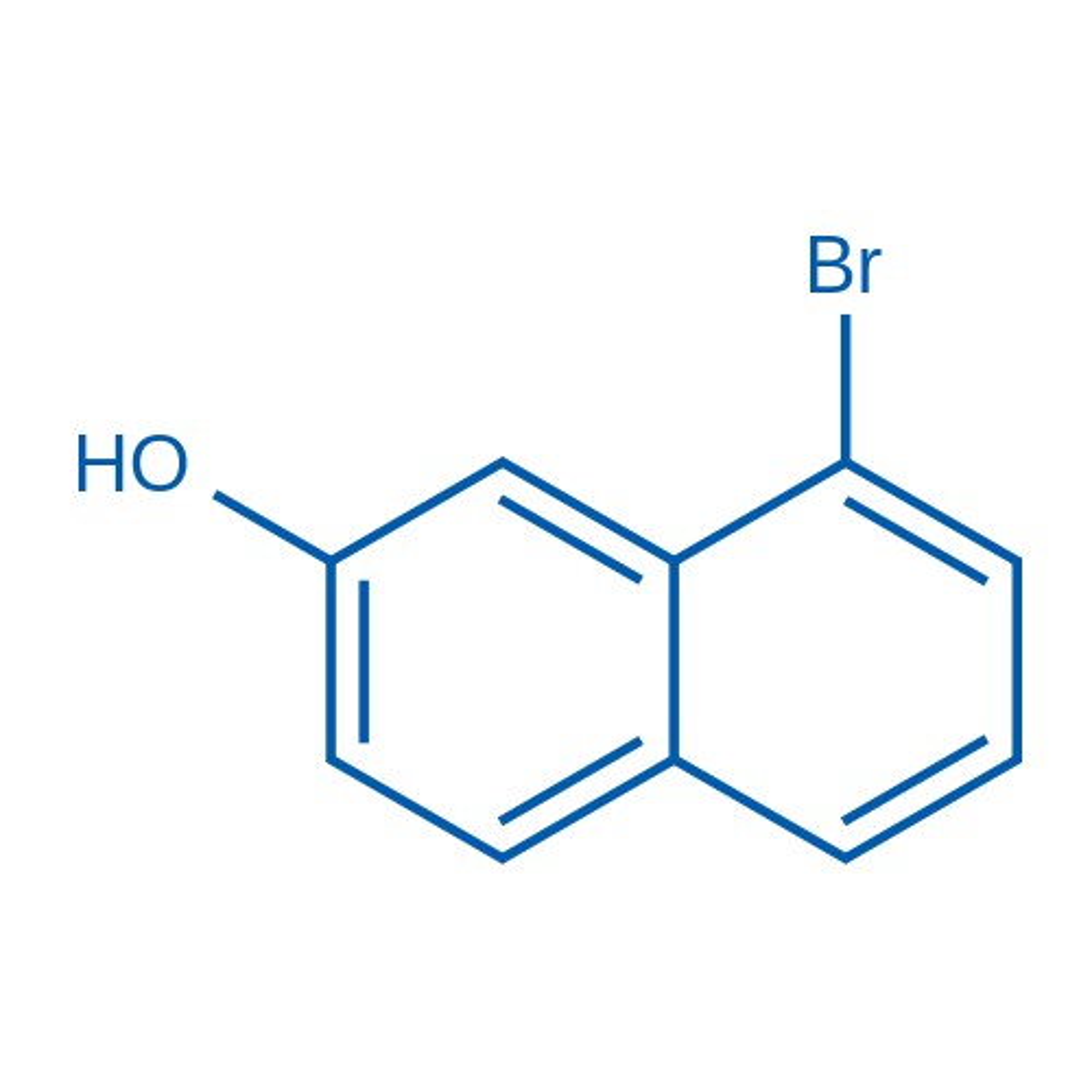 8-Bromonaphthalen-2-ol