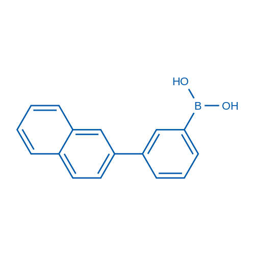 (3-(Naphthalen-2-yl)phenyl)boronic acid
