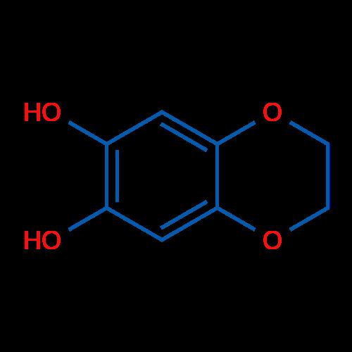 2,3-Dihydrobenzo[b][1,4]dioxine-6,7-diol
