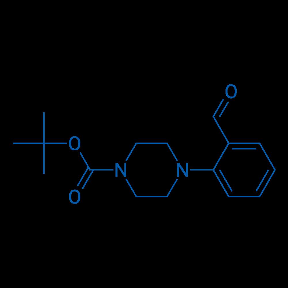 1-Boc-4-(2-Formylphenyl)piperazine