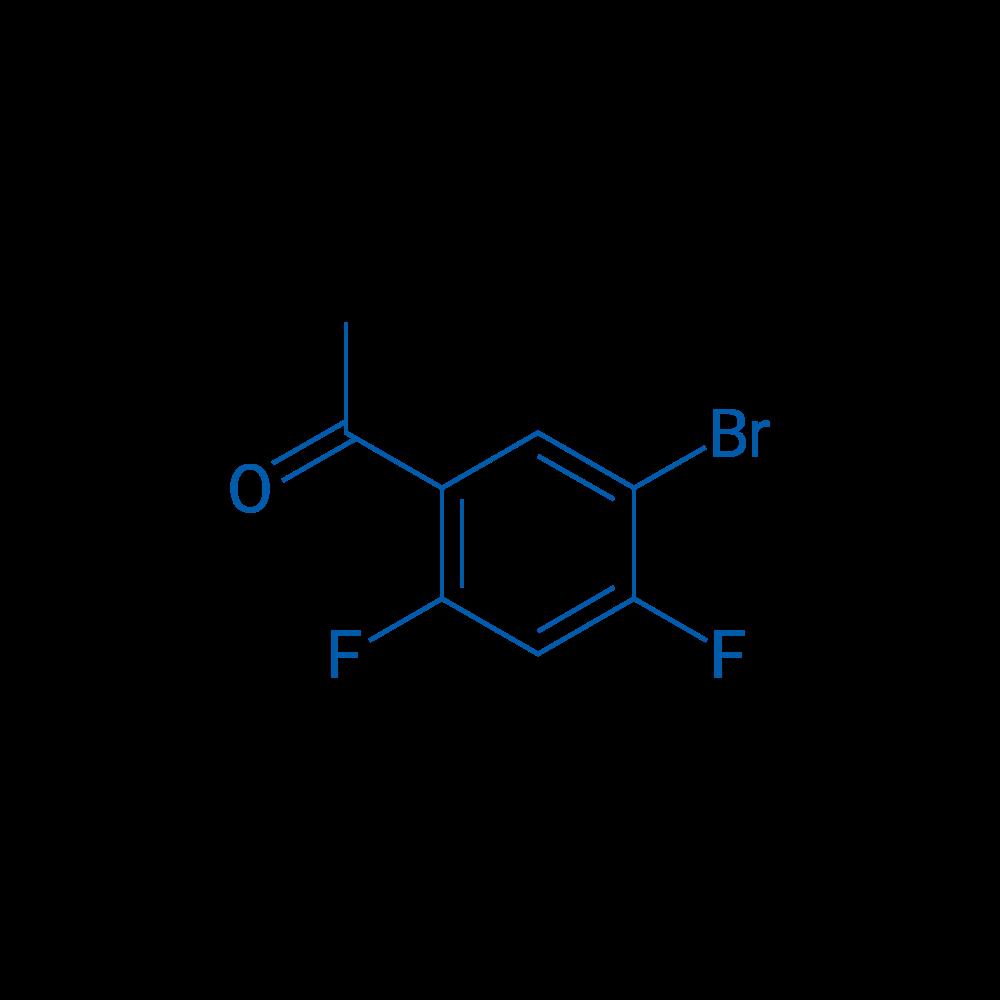1-(5-Bromo-2,4-difluorophenyl)ethanone