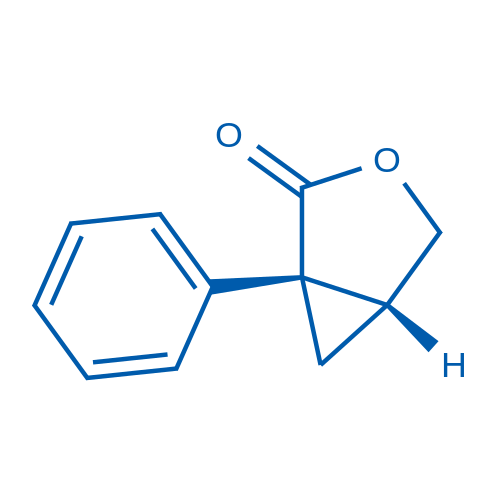 (1S,5R)-1-Phenyl-3-oxabicyclo[3.1.0]hexan-2-one
