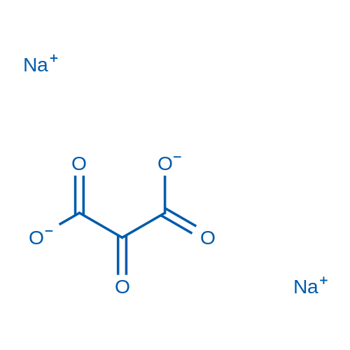 Sodium 2-oxomalonate