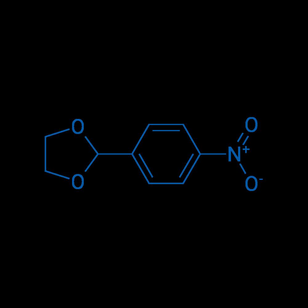 2-(4-Nitrophenyl)-1,3-dioxolane