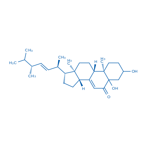 3,5-Dihydroxyergosta-7,22-dien-6-one