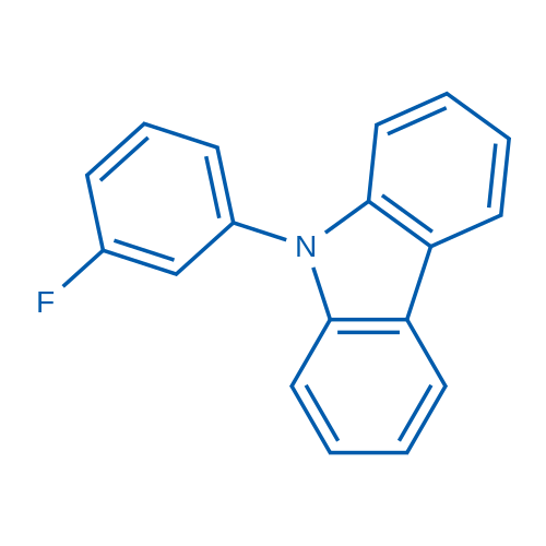 9-(3-Fluorophenyl)-9H-carbazole