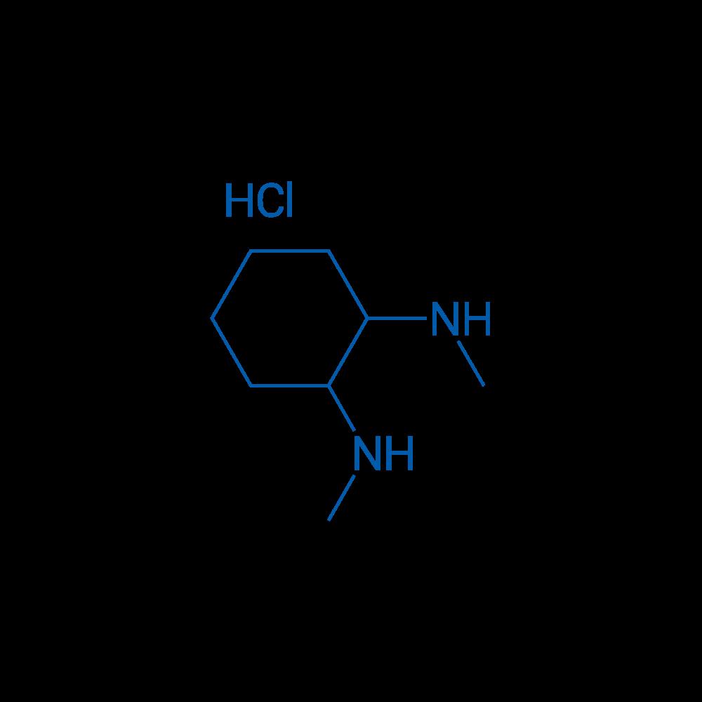 N1,N2-Dimethylcyclohexane-1,2-diamine hydrochloride