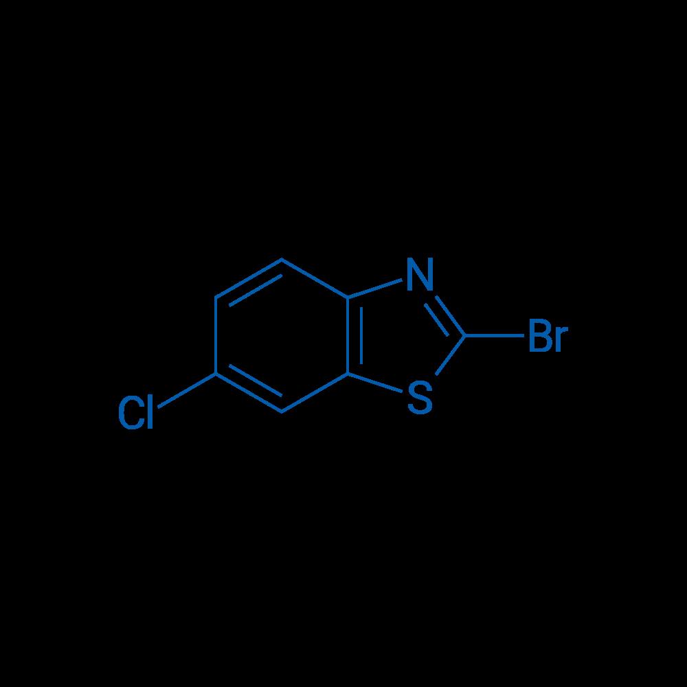 2-Bromo-6-chlorobenzo[d]thiazole