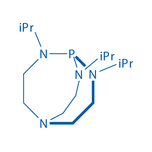 2,8,9-Tri-i-propyl-2,5,8,9-tetraaza-1-phosphabicyclo[3.3.3]undecane