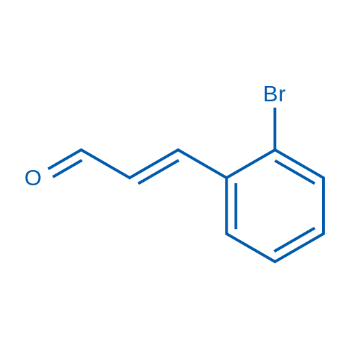 (E)-3-(2-Bromophenyl)acrylaldehyde