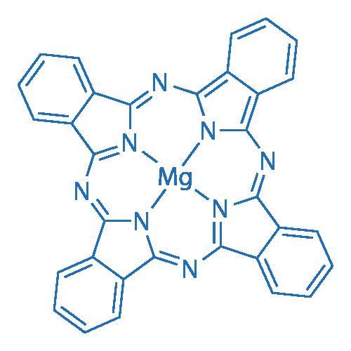 Magnesium, [29H,31H-phthalocyaninato(2-)-κN29,κN30,κN31,κN32]-, (SP-4-1)-