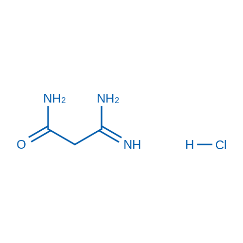 Malonamideamidine hydrochloride