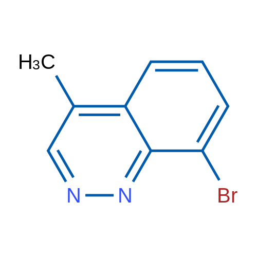 8-Bromo-4-methylcinnoline