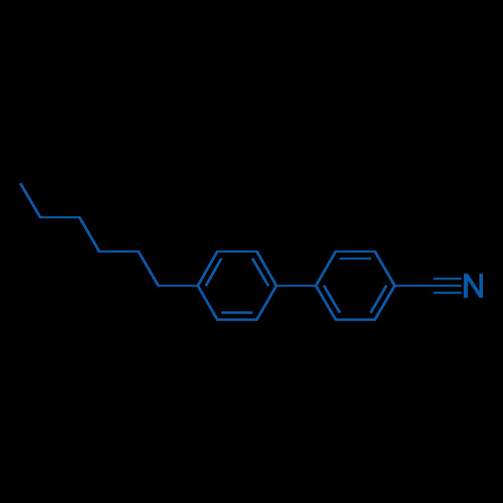 4-Hexyl-[1,1-biphenyl]-4-carbonitrile