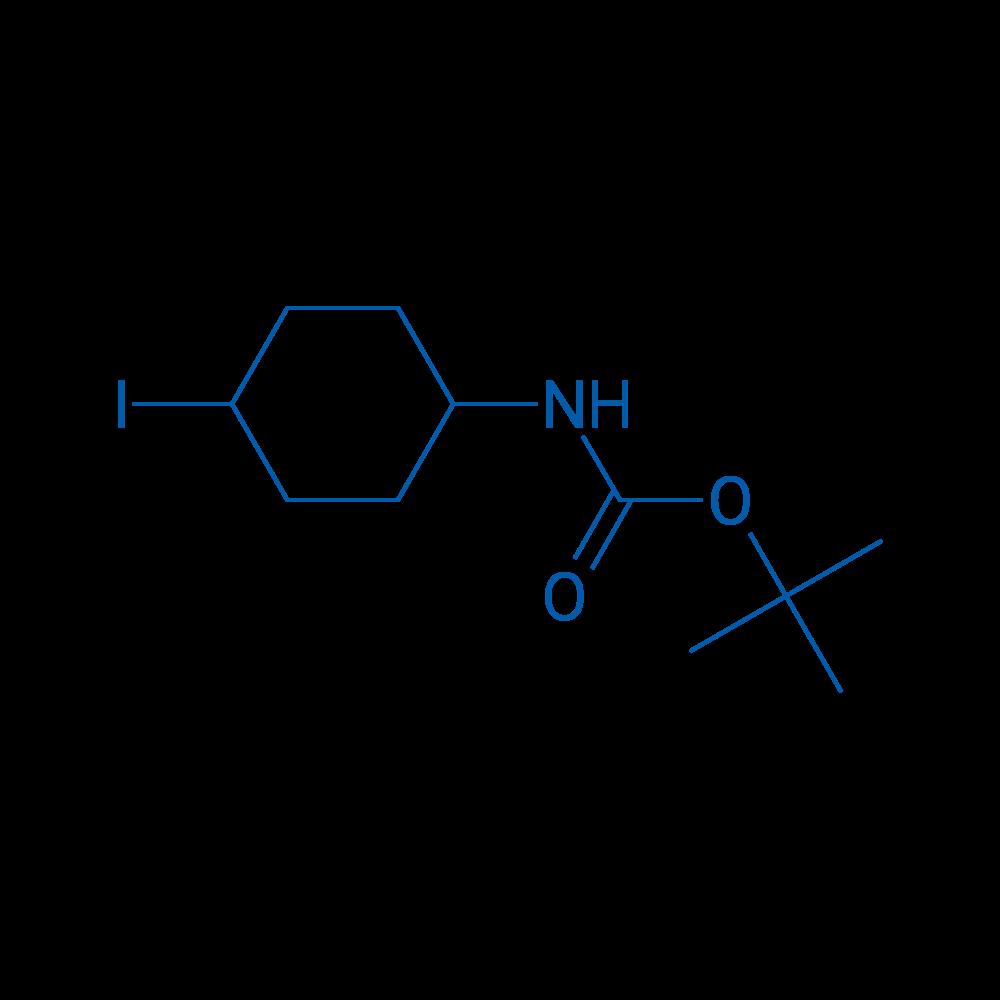 tert-Butyl (4-iodocyclohexyl)carbamate