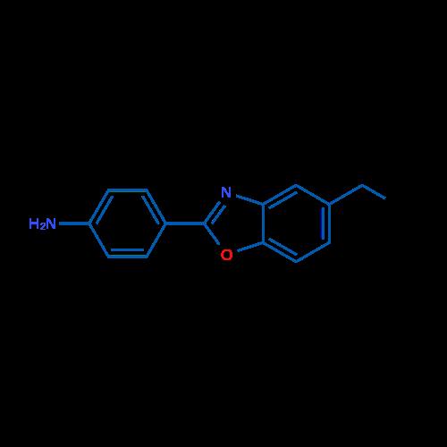 4-(5-Ethylbenzo[d]oxazol-2-yl)aniline