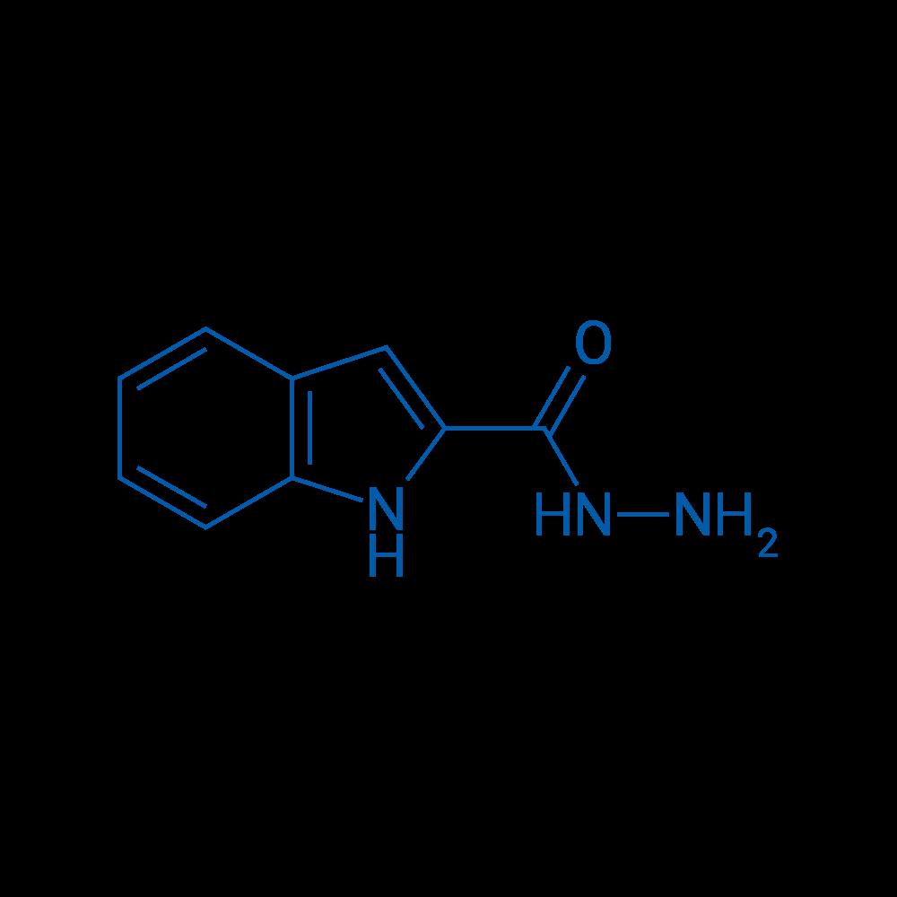 1H-Indole-2-carbohydrazide