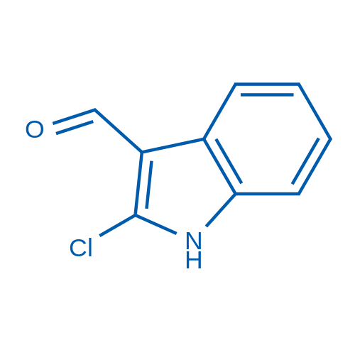 2-Chloro-1H-indole-3-carbaldehyde