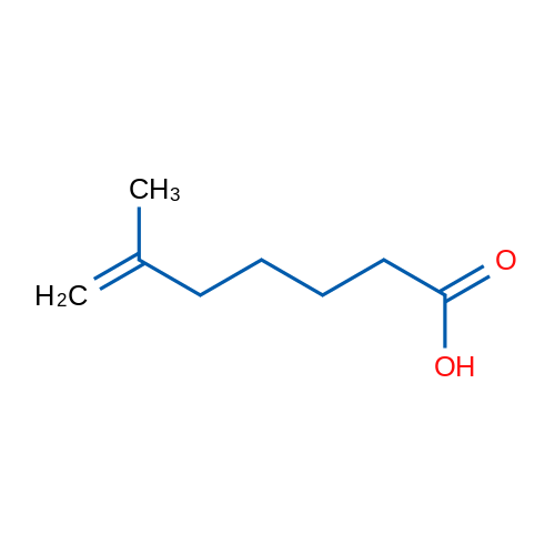 6-Methyl-6-heptenoic acid