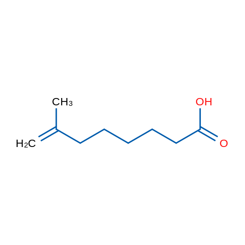 7-Methyl-7-octenoic acid