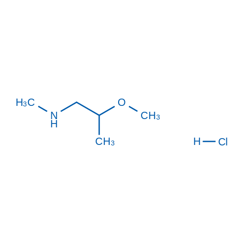 2-Methoxy-N-methylpropan-1-amine hydrochloride